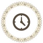 Icon Uhr